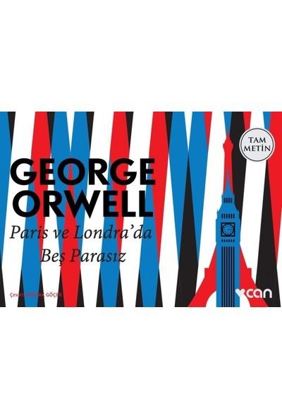 Paris Ve Londra'da Beş Parasız (Minikitap) - George Orwell