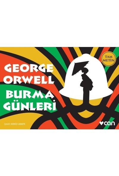 Burma Günleri (Minikitap) - George Orwell