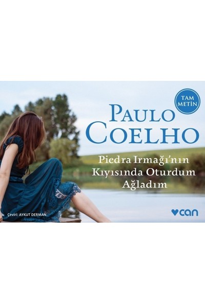 Piedra Irmağı'Nın Kıyısında Oturdum Ağladım (Minikitap) - Paulo Coelho