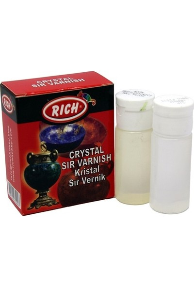 Rich Kristal Sır Vernik
