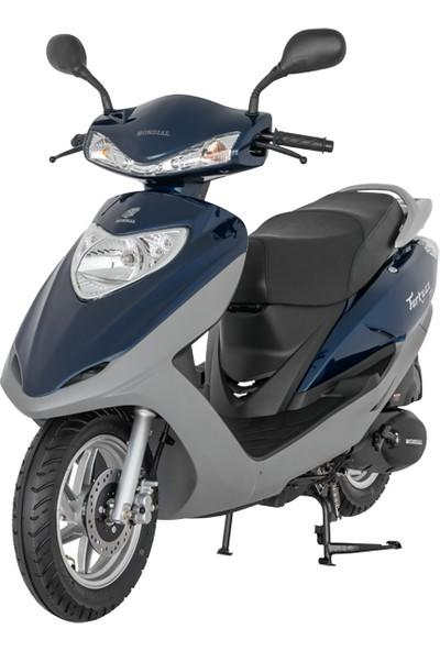 Mondial 100 Nt Turkuaz Scooter