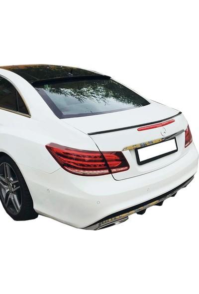 Mercedes E Coupe W207 Cam Üstü Spoiler ( Plastik - Taiwan )
