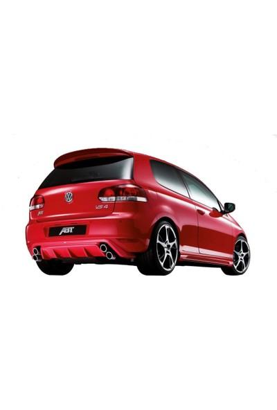 Volkswagen Golf 6 2009 - 2012 ABT Spoiler (Fiber)