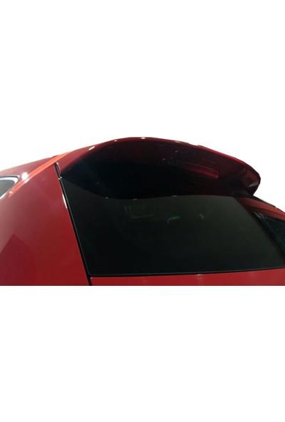 Seat Leon MK3 5F 2013 - 2017 FR - Style Uyumlu Plastik Spoiler (TAIWAN)