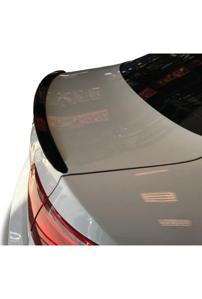 Audi A5 Coupe 2008 Sonrası B8 B9 Spoiler (Fiber)
