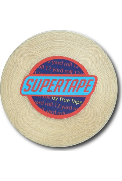 "True Tape Protez Saç Bandı Super Tape 1"" x 12-Yard (2.5CM x 10.97M) 1 Adet"