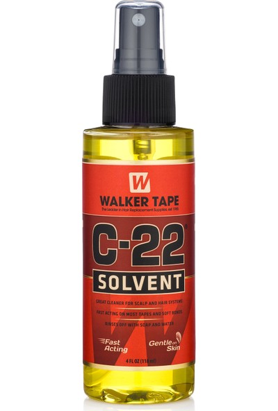 Walker Tape Protez Saç Bant Sökücüsü C-22 4 Oz (118 ML)