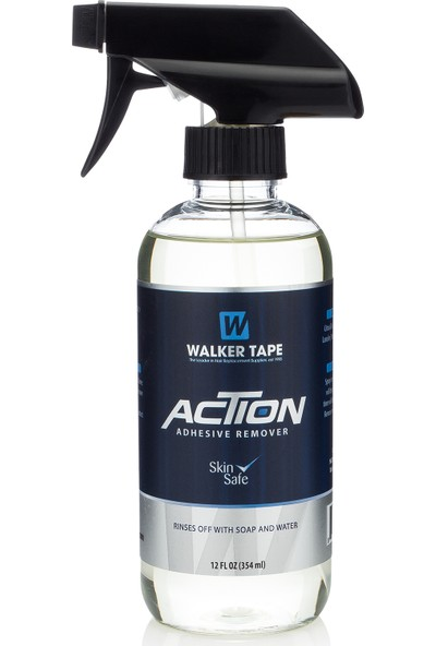Walker Tape Protez Saç Bant Sökücüsü Action Release Solvent 12 Oz (354 ML)