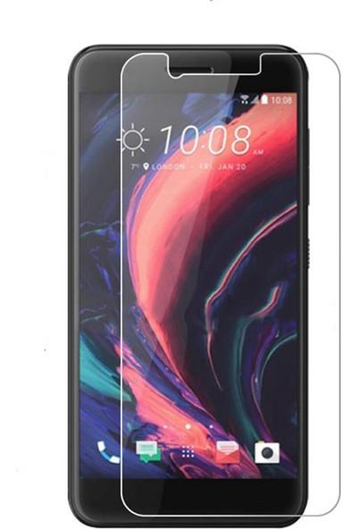 Microcase HTC One X10 Tempered Glass Cam Ekran Koruma