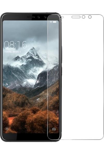 Microcase HTC U11 Eyes Tempered Glass Cam Ekran Koruma