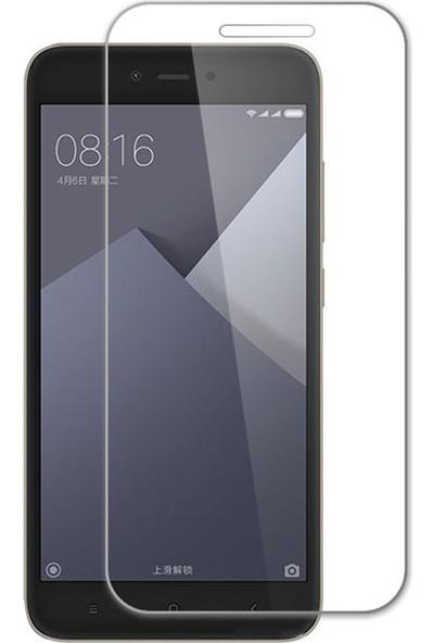 Microcase Xiaomi Redmi 5A Tempered Glass Cam Ekran Koruyucu