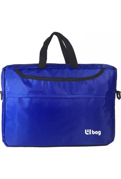 WÇantaB-901 Notebook 15.6 İnc Evrak Ve Laptop Çantası - Mavi