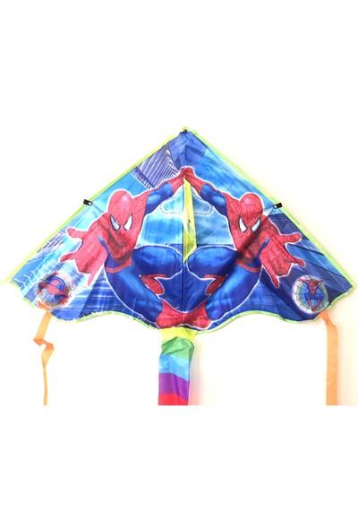 Sinka Nan Spiderman Örümcek Adam Uçurtma