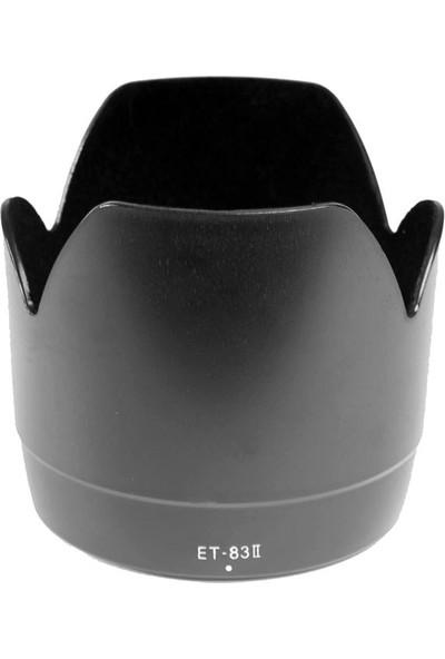 Ayex Canon 70-200Mm F/2.8L Lens İçin Et-83Iı Parasoley Et-83 Iı