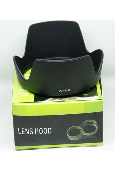 DBK Nikon 18-200Mm Lens İçin Hb-35 Parasoley