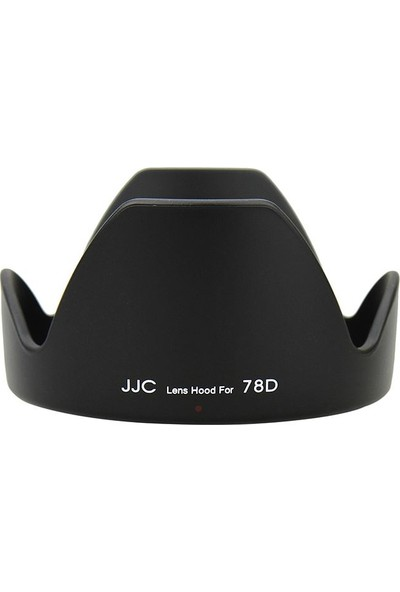 Ayex Canon 18-200Mm- 28-200Mm Lens İçin JJC Ew-78D Parasoley