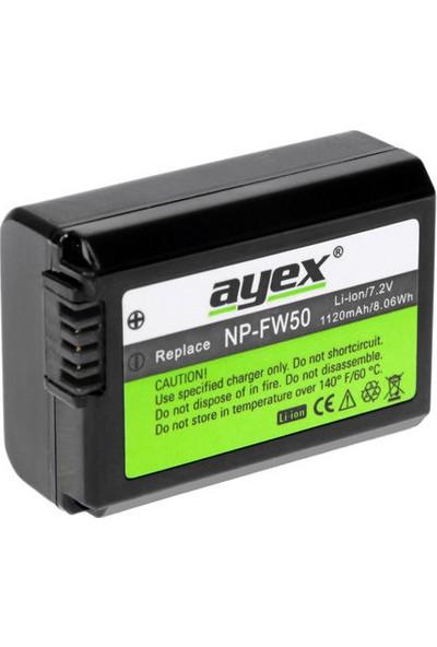 Ayex Sony İçin Np-Fw50 Batarya