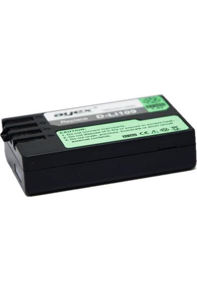 Ayex Pentax K-R- K-S1 K-S2- K-30- K-50- K-70- K500 İçin D-Li109 Ayex Batarya