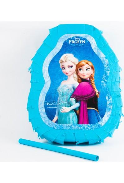 Pinyata Frozen ve Sopası
