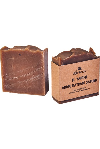 The Soap Factory Ardıç Katranı Sabunu 100g