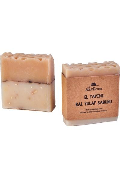The Soap Factory Bal Yulaf Sabunu 100g