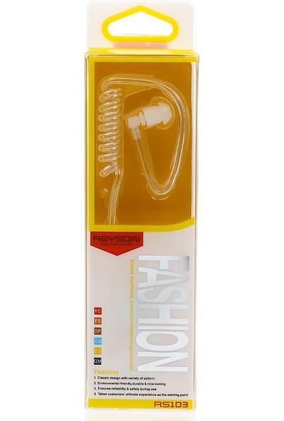 Reysdin RS103 Ajan Tipi Mikrofonlu Kulaklık