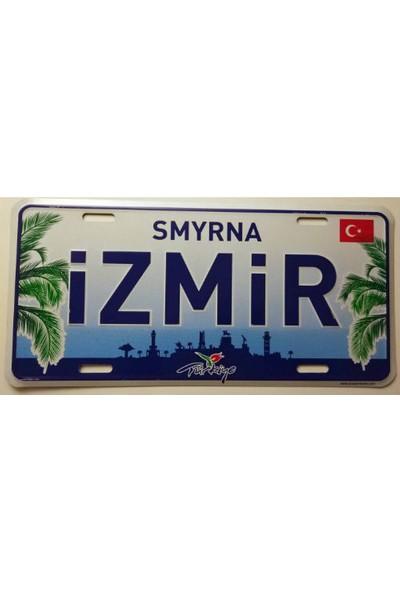 Dekoratif Plaka İzmir