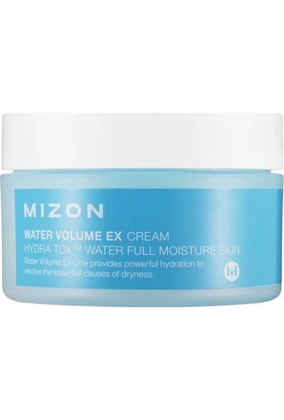 Mizon Water Volume Ex Cream - Kuruluk Karşıtı Nemlendirici Yatıştırıcı Krem