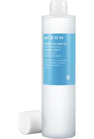 Mizon Water Volume Ex First Essence - Kuruluk Karşıtı Nemlendirici Yatıştırıcı Esans
