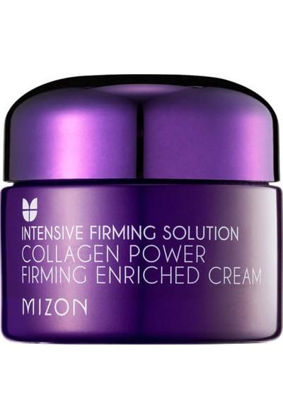 Mizon Collagen Power Firming Enriched Cream - Sıkılaştırıcı Destek Zengin Kolajen Krem