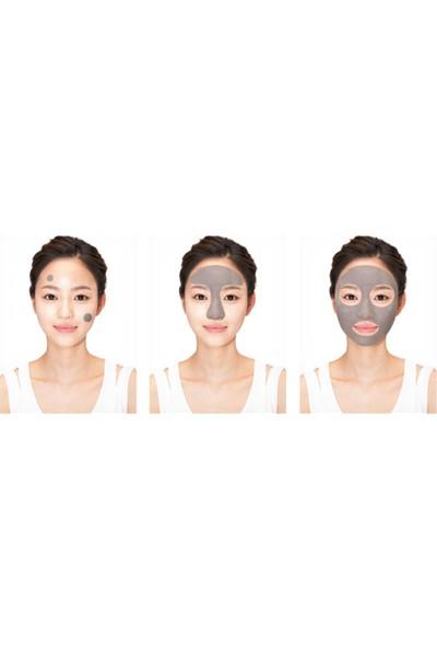 Secret Key Black Out Pore Minimizing Pack - Gözenek Arındırıcı Sıkılaştırıcı Özel Maske
