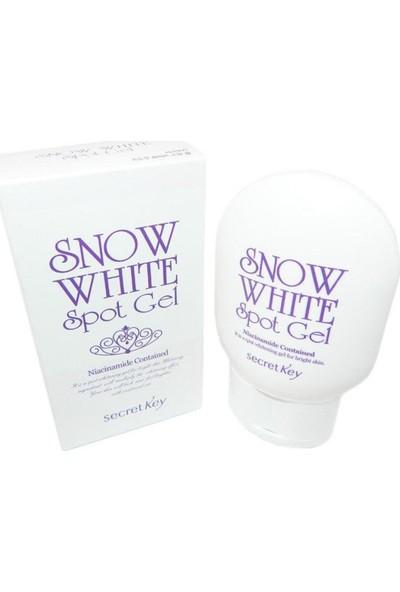 Secret Key Snow White Spot Gel - Bölgesel Cilt Vücut Beyazlatıcı Jel