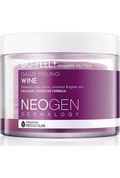 Neogen Bio-Peel Gauze Peeling Wine - Mekanik Kimyasal Peeling İkisi Bir Arada Çözüm
