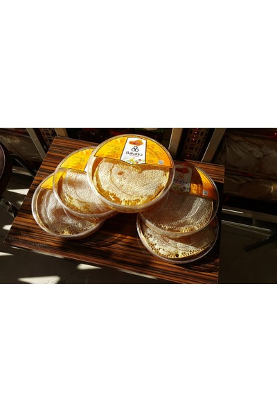 Balsafira Doğal Tabak Karakovan Balı 1500 gr