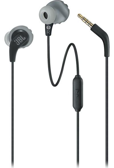 JBL Endurance Run Mikrofonlu Kulakiçi Siyah IPX5 Suya Dayanıklı Spor Kulaklık