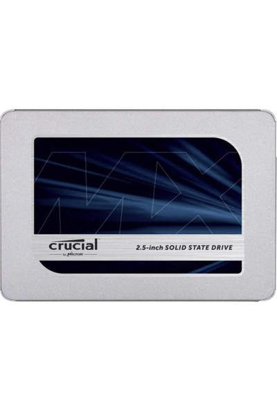 "Crucial MX500 2000GB 560MB/s-510MB/s SATA3 2.5"" 7mm SSD"