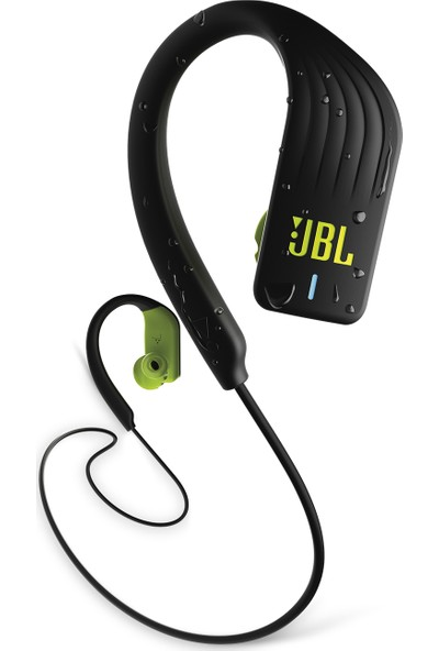 JBL Endurance Sprint Bluetooth Mikrofonlu Kulakiçi Siyah - Sarı IPX7 Su Geçirmez Spor Kulaklık