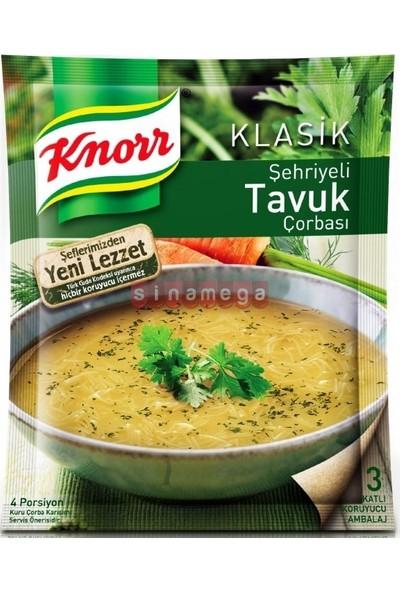Knorr Şehriyeli Tavuk Çorba