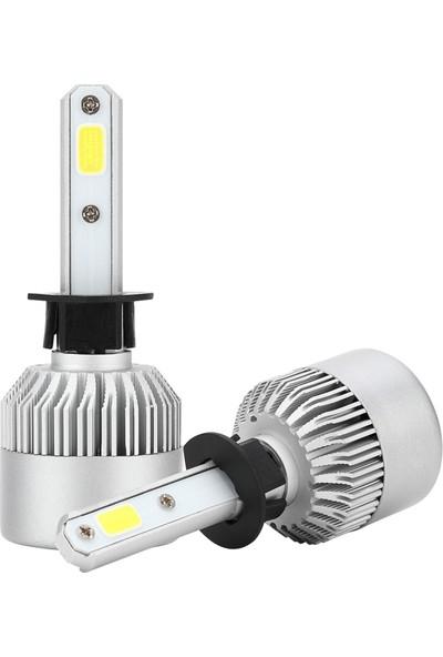 Led Xenon - H1 - 8000 Lümen 72 W 6500 K Beyaz Işık