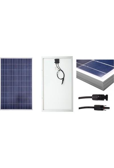 Gesper 100 Watt Polikristal Güneş Paneli