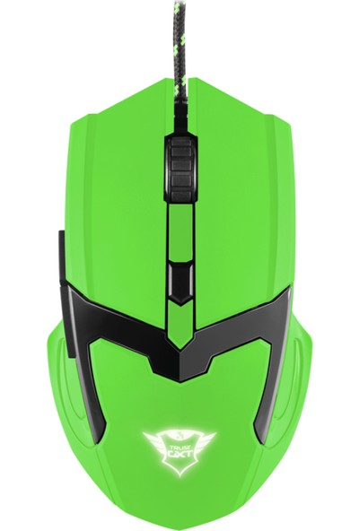 Trust 22463 GXT 790SG Spectra 3'lü Oyuncu Bundle Set Yeşil