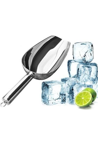 Zem Çelik Buz Kürek 9,5 Cm – Zafer Endüstriyel Mutfak