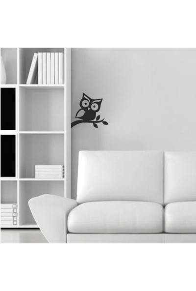 Areksan Baykuş Duvar Sticker