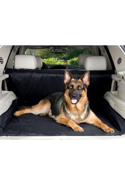 Buffer Evcil Hayvan Araç Arka Koltuk Kılıfı - Siyah (Taşıma Çantası Hediye)