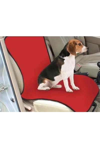 Buffer Evcil Hayvan Tekli Araç Koltuk Kılıfı - Kırmızı