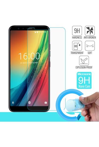 Microsonic Kaan N2 Nano Cam Ekran Koruyucu Film