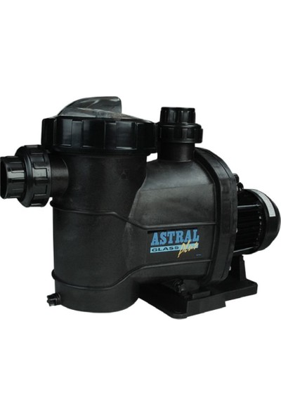 Astral Glass Plus 1,5 Hp Havuz Pompası 380 Volt