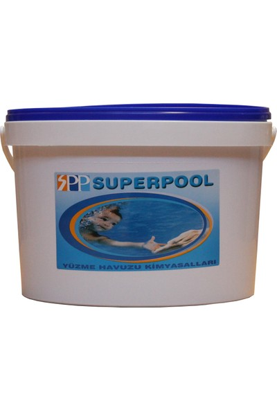 Superpool Multi Tablet Klor %90 5 KG