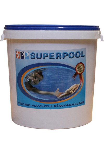 Superpool Tablet Klor %90 25 KG