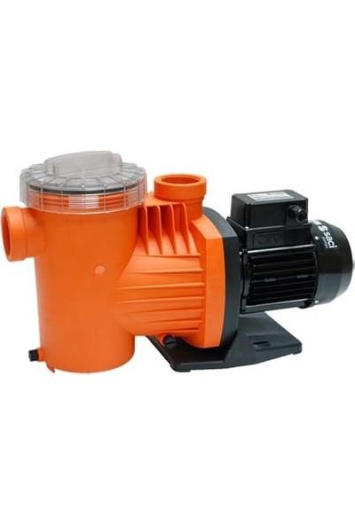 Saci 2 hp Havuz Pompası 380 Volt